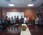 Komisi-II DPRD Kota Tangerang Konsultasi Masalah Kesejahteraan Masyarakat KeKomisi B DPRD Kota Medan