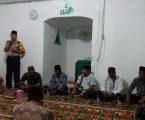 Kapolsek Muara Lakitan Adakan Sapari Ramadhan untuk Memakmurkan Masjid