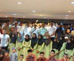 Polres Tanjung Pinang Undang IWO Bukber Dan Bagi Santunan Ke Anak Panti Asuhan