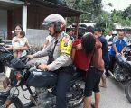 Luar Biasa, Inilah Upaya Bripka Toni P. Zega Menyelamatkan Korban Tenggelam
