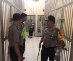 Penjagaan Ruang Tahanan Polres Pelabuhan Belawan diperketat