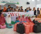 IWO Sulbar Gelar Baksos Dan Bukber Di Panti Asuhan Al Munawarah