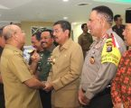 Wali Kota Tandatangani Perjanjian Kerja Sama  dengan APIP dan APH