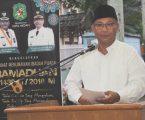 Wali Kota Buka Puasa Bersama Warga di Masjid Muslimin Sei Batang Serangan