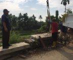 Wali kota Instruksikan Dinas PU Tangani Longsor Di Jalan Petunia Raya