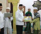 Wali Kota Safari Subuh  di MasjidSabilillah Polonia