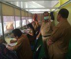 Wakil Wali Kota Tinjau Gudang Penyimpanan Bahan  Kebutuhan Pokok Pasar Murah