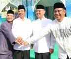Gallery Foto Walikota Medan Menunaikan Shalat Idul Fitri 1439 H/Tahun 2018 M