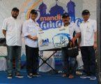 Wali Kota Medan Apresiasi Program CSR Mandiri Mudik Bareng