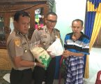 Aiptu Rustam Terharu atas Kunjungan Waka Polres Musi Rawas