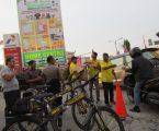 Community 88 Bagikan 200 Kotak Takjil Gratis di Jalan Krakatau Simpang Cemara