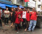 Ranting PDIP Gg. Buntu Gelar Bagi-Bagi Takjil di Jalan Sutomo