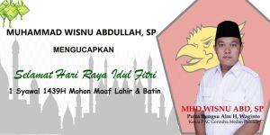 Ketua PAC Gerindra Medan Polonia