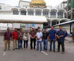 PT.PLN Wilayah Medan Standby di 24 Titik Kesiapan Kelistrikan Pada Pelaksanaan Sholat Idul Fitri 1439 H / Tahun 2018