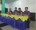 KPU Tapteng Laksanakan Rapat Pleno DPS Pileg dan Pilpres Tahun 2019