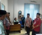 Wakil Walikota Sibolga Sidak ASN, 93,4 Persen Hadir, 6,6 Ijin