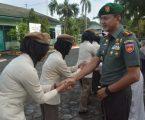 Korem 071/Wk Halal Bihalal Pererat Silaturahmi dan Kebersamaan