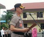 Kombes Pol Dadang Hartanto Pimpin Sertijab 4 Kapolsek