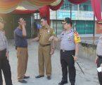 Kapolres Pelabuhan Belawan Melaksanakan Pengecekan PPK, PPS, dan TPS