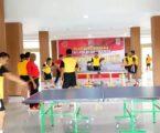 Polda Papua Barat Bersama Kodam XVIII Kasuari Gelar Kegiatan Olahraga