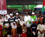 Ribuan Pemudik Gratis Bareng Pelindo 1 Dilepas Di Terminal Bandar Deli