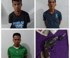 Ngaku Polisi, 5 Perampok Bersempi di Tangkap Team Pegasus Polrestabes Medan
