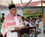 Wakil Wali Kota Buka Puasa Bersama Warga Medan Tembung di Masjid Nurul Ihsan