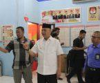 Pastikan Penyelenggaraan Pilgubsu Lancar  Wali Kota Tinjau KPU Medan