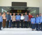 RRC Jalin Kerjasama DenganPemkab Deli SerdangKembangkan Kerajinan Bambu