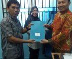 Maju Manalu Daftar Bacaleg DPRD Medan dari Partai Demokrat