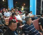 Masyarakat Banjiri RRI Sibolga Gelar Nobar Gren Final