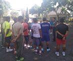 Danrem 071/Wk Cek Kesiapan Tim Tennis Lapangan Kodam IV/Diponegoro