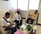 Tak Ingin Menjadi Daerah Tertinggal, Bupati Taput Konsultasi dan Koordinasi di Kementerian Keuangan