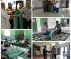 Polres Nias Berikan Bantuan Di Beberapa Masjid