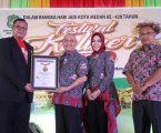 Wali Kota Buka  Pesta Kuliner Kota Medan
