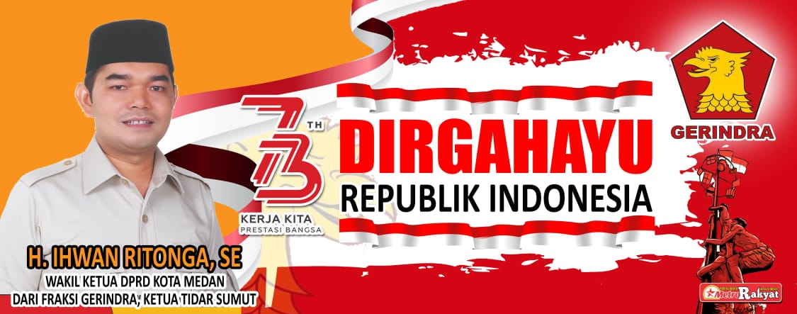 Dirgahayu RI ke-73 Th_