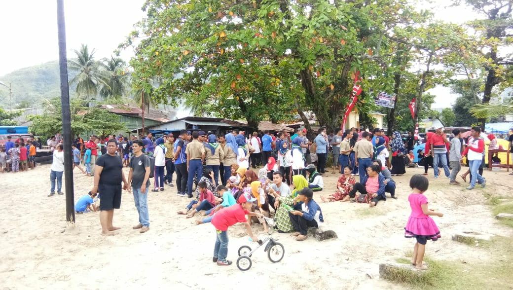Giat Agustusan Kota Sibolga Dipusatkan di Dermaga Lama