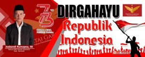 Dirgahayu RI ke-73 Th