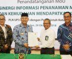 Wali Kota & GM PT PLN UP3 Medan Tandatangani MoU