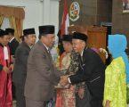 Timur SitepuResmi MenjadiWakil KatuaDPRD Deli SerdangPAWBersamaEmpat Anggota DPRD