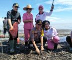 Elemen Masyarakat Apresiasi Polres Batu Bara Pelopor Penanaman Hutan Mangrove
