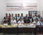 Panwaslu Kecamatan Kisaran Barat Gelar Rakor Pengawasan Kampanye Pemilu Tahun 2019