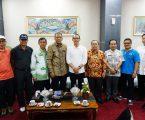 Giliran Korban Gempa Lombok  Dibantu Pemko Medan