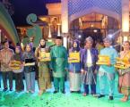 Wali Kota Medan Buka Pertunjukkan Gemes 2018 di Istana Maimun