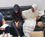 Ditresnarkoba Polda Sumut Tangkap Dua Wanita, Mertua dan Menantu Kurir Narkoba