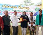 Camat Tanjung Beringin Hadiri Bakti Sosial STIKes Binalita Sudama Medan