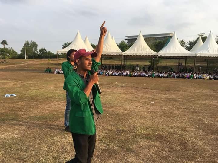Persepektif Pemuda Lhokseumawe : Sayuti S.H.,M.H. Bersatu Pada Masyarakat, dan Merekat Bagai Jiwa dan Jasad