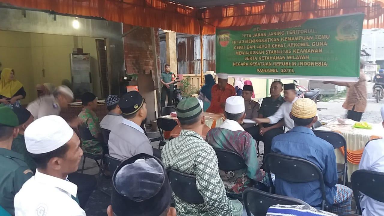 Buka Puasa Bersama Lurah, Masyarakat Dan Tim Safari Ramadhan