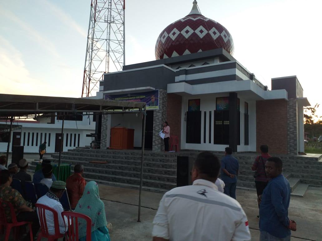 Masjid Al-Hikmah Satu-Satunya Masjid di Kompleks Peekantoran Papua Barat
