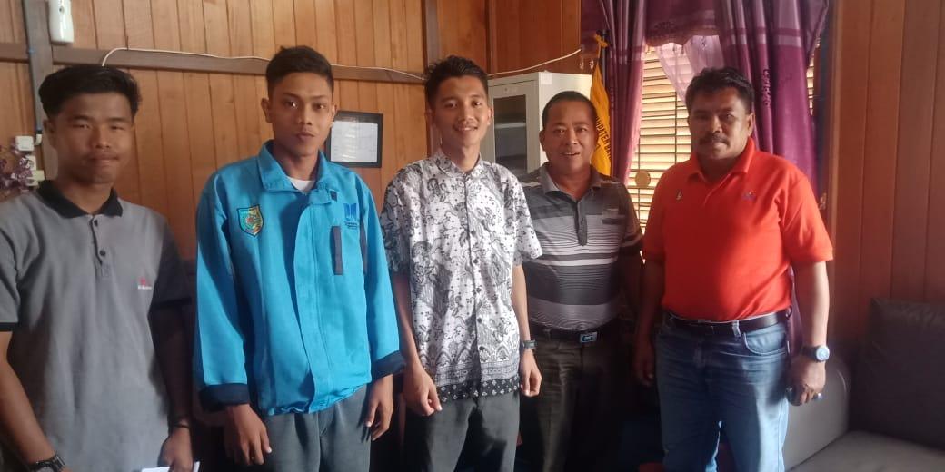 Pertemuan Dengan Mahasiswa, Camat MD : Saya Siap Dikritik